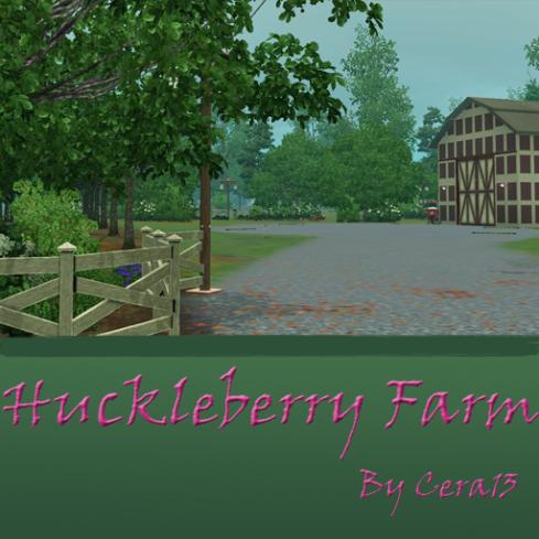 hucklberryfarmcover